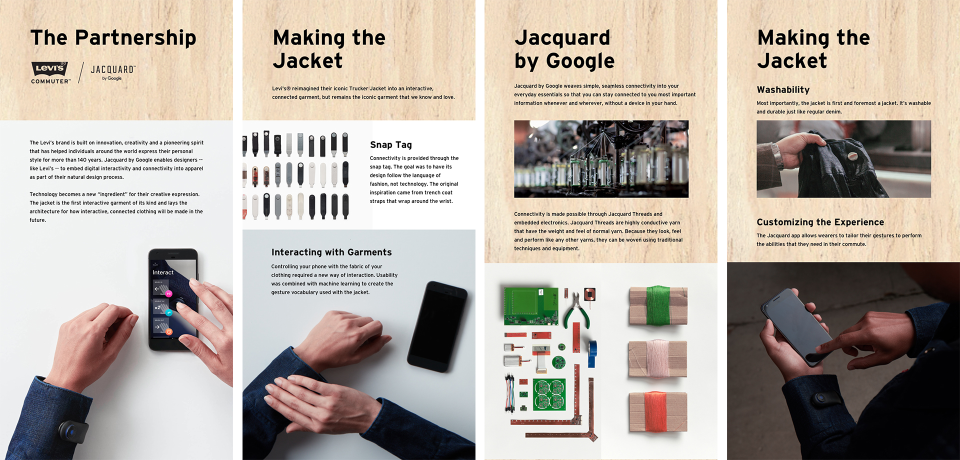 jacquard-installation