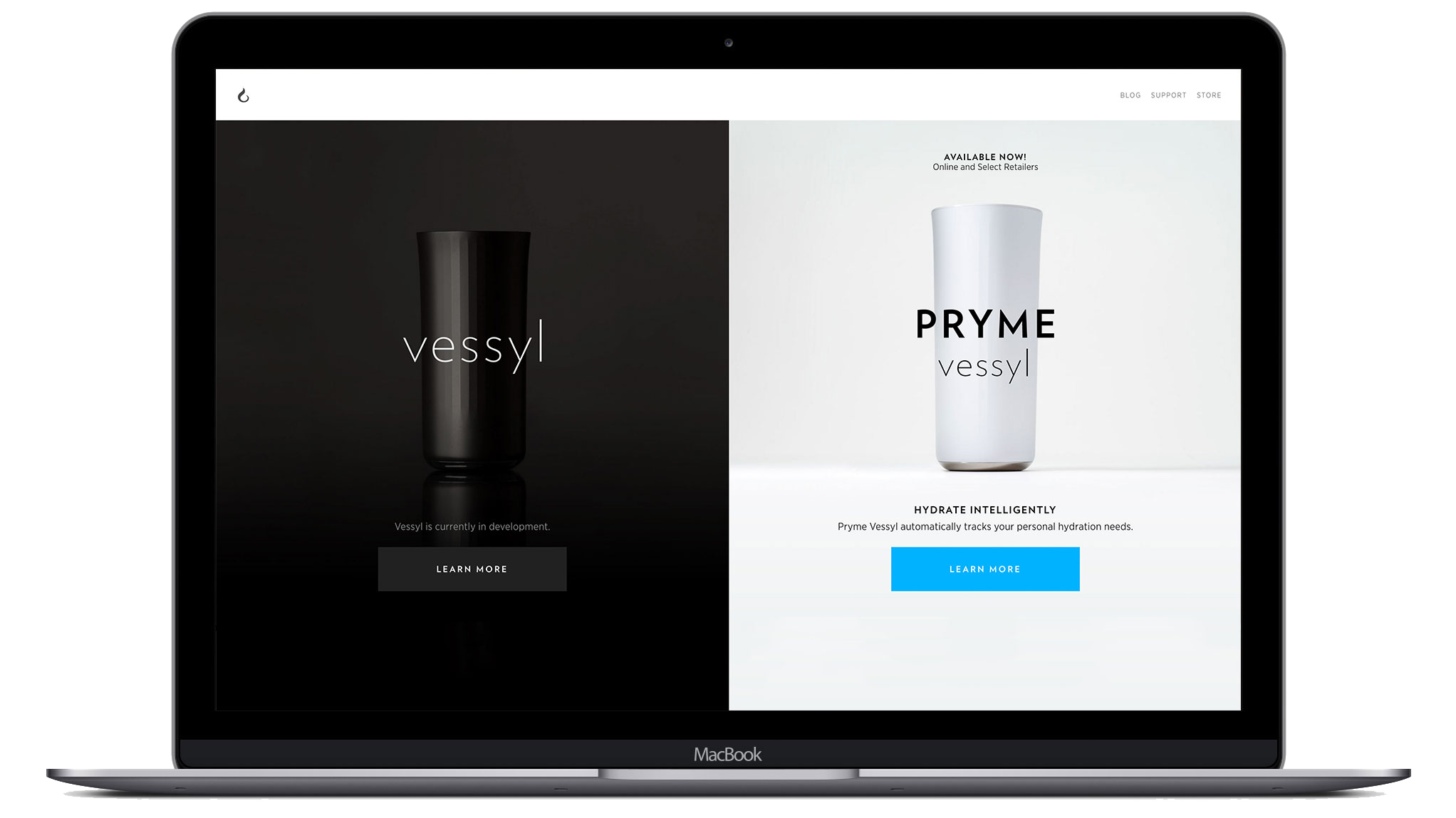 pryme-website-laptop